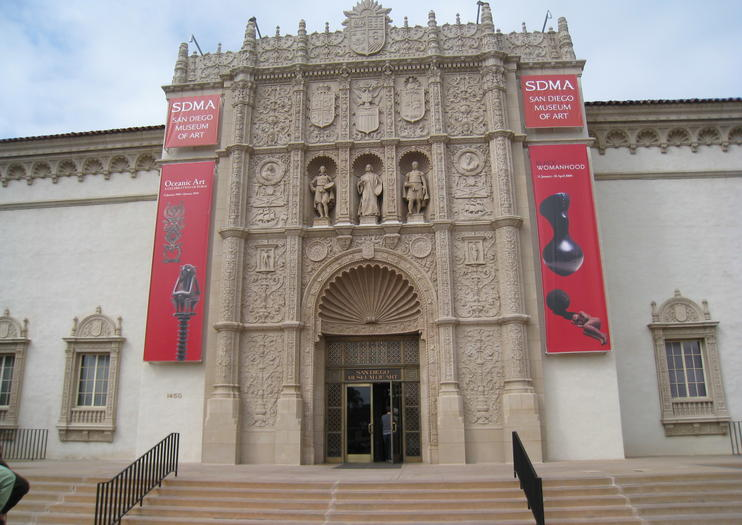 San Diego Museum of Art (SDMA)