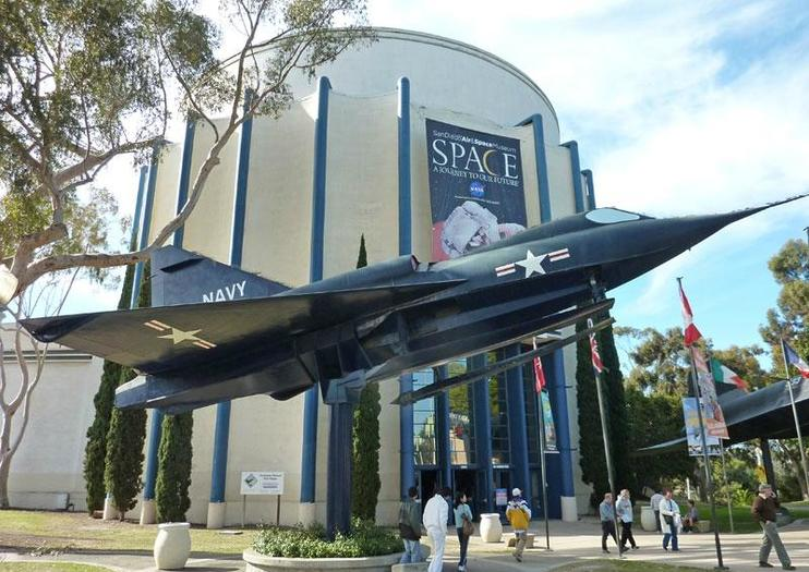 San Diego Air & Space Museum