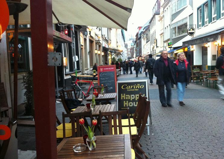 Cidade Antiga de Dusseldorf