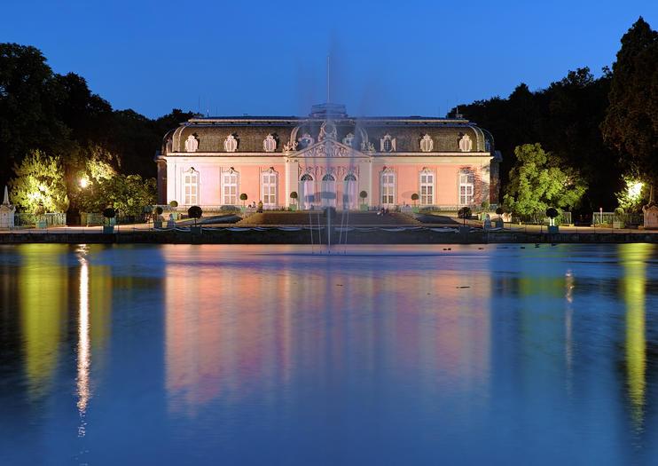 Benrath Palace (Schloss Benrath)