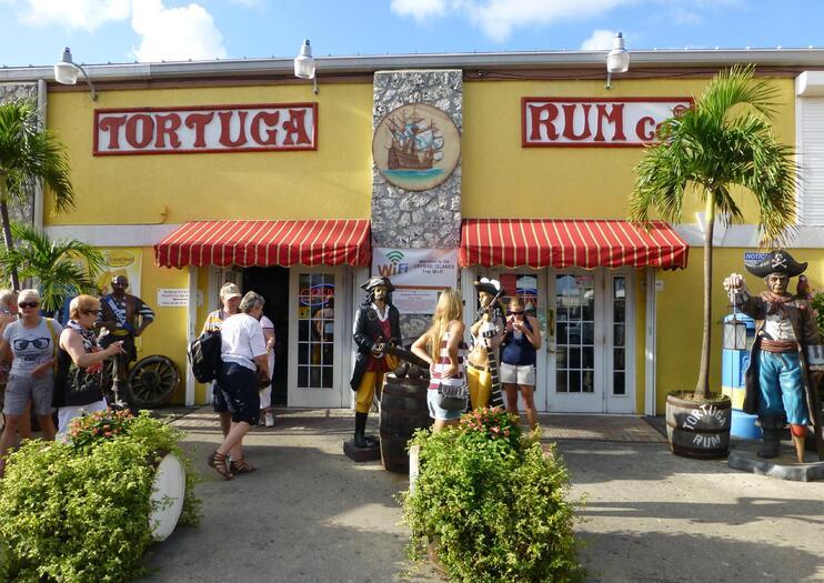 Tortuga Rum Cakes Bakery