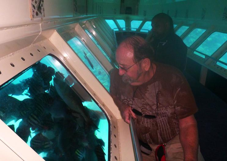 Observatorio Seaworld Gran Caimán