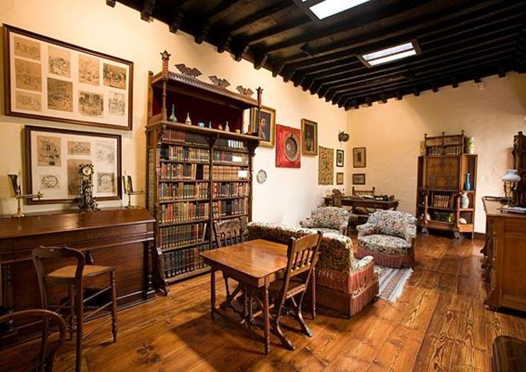 Maison-musée Pérez Galdós