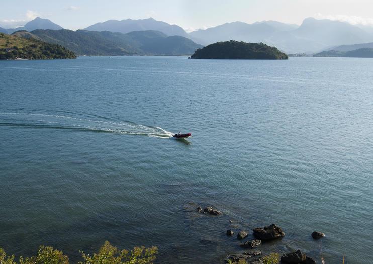 Baie de Paraty