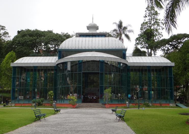 Crystal Palace (Palácio de Cristal)