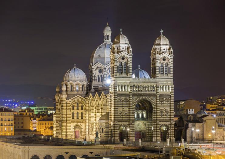 Marseille Cathedral (Cathédrale La Major)