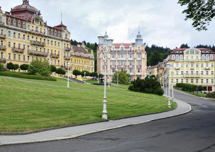 Marianske Lazne (Marienbad)