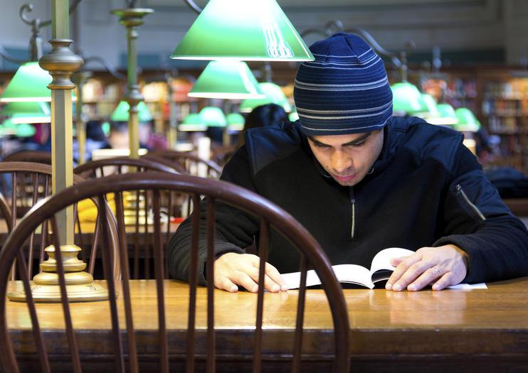 Bibliothèque de Boston