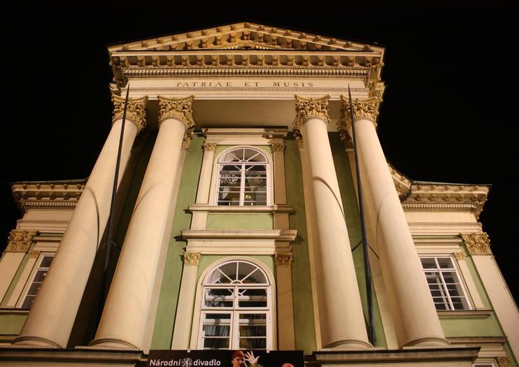 Estates Theatre (Stavovske Divadlo)
