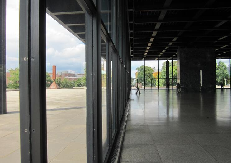 New National Gallery (Neue Nationalgalerie)