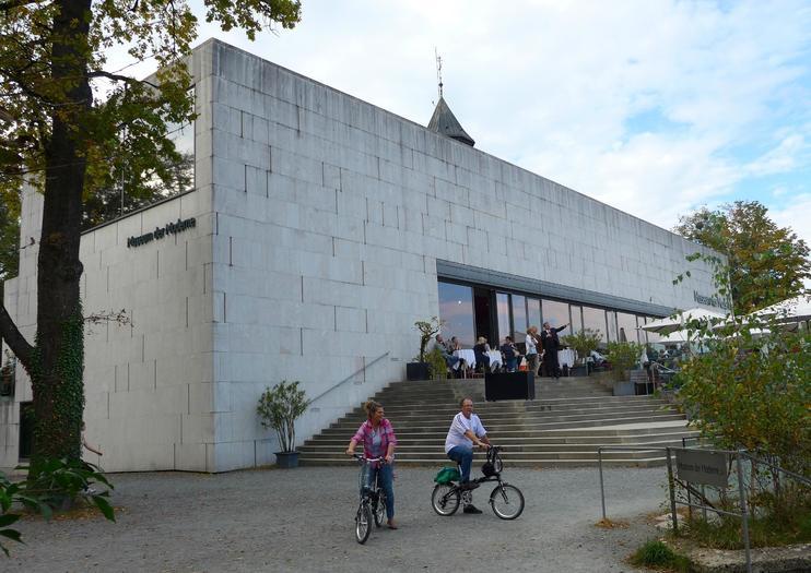 Museum of Modern Art Salzburg Mönchsberg (Museum der Moderne am Mönchsberg)