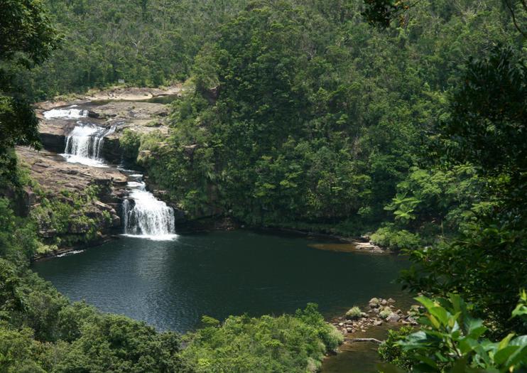 Maryudo Falls