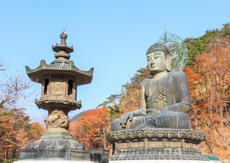 Shinhuengsa Tempel