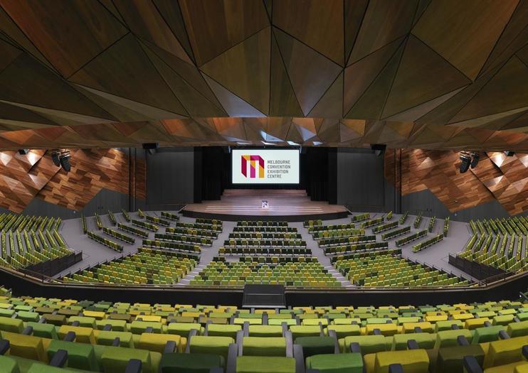 Centro de Convenções e Exibições de Melbourne