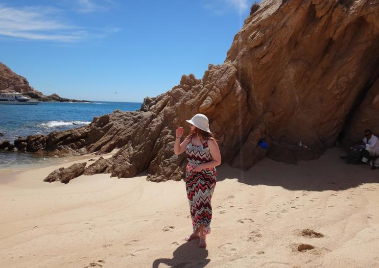 Santa Maria Beach (Playa Santa María)