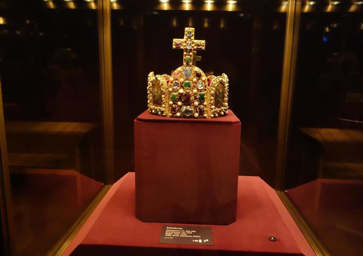 Imperial Treasury of Vienna (Kaiserliche Schatzkammer)