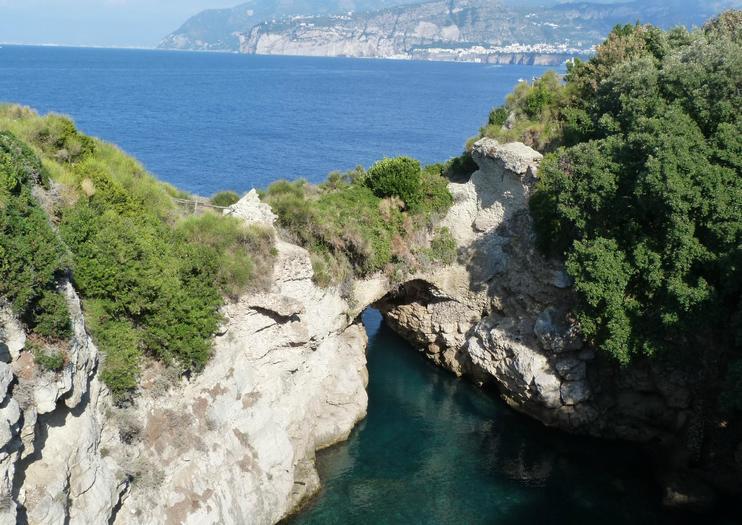 The Best Baths of the Queen Giovanna (Bagni della Regina Giovanna ...