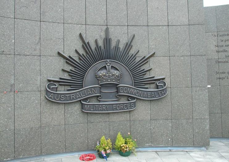 Australian Corps Memorial Park (Parque Memorial das Forças Australianas)