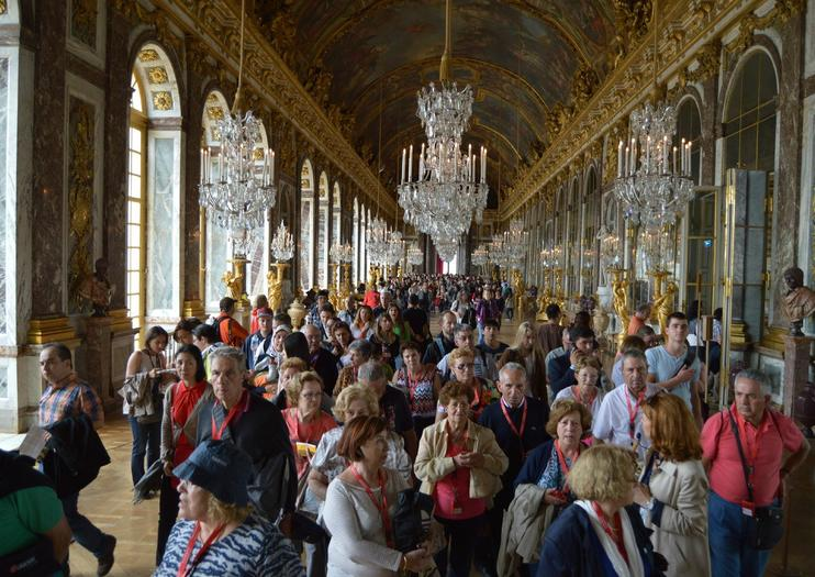Hall of Mirrors (Galerie des Glaces)