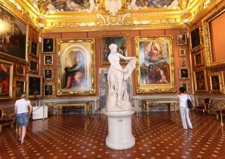 Galerie Palatine du palais Pitti