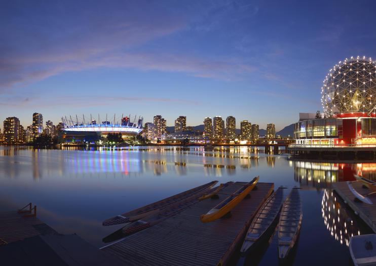 Centre-ville de Vancouver (Downtown)