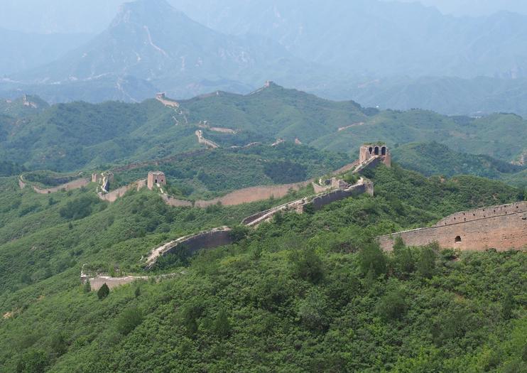Great Wall at Gubeikou