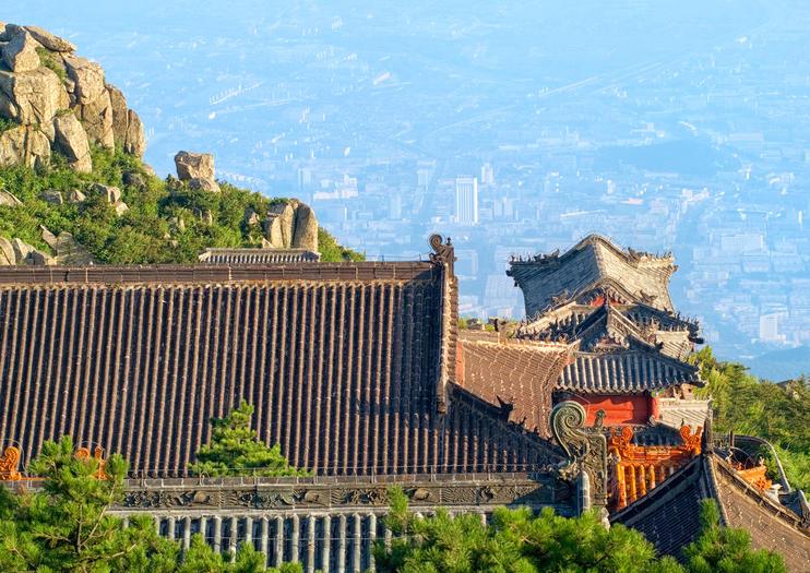 Mt. Tai (Tai Shan)