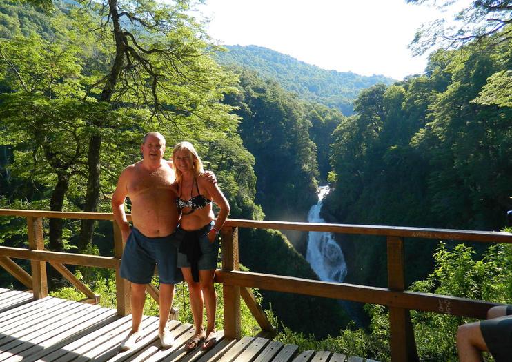 Chachin Waterfall (Cascada Chachin)