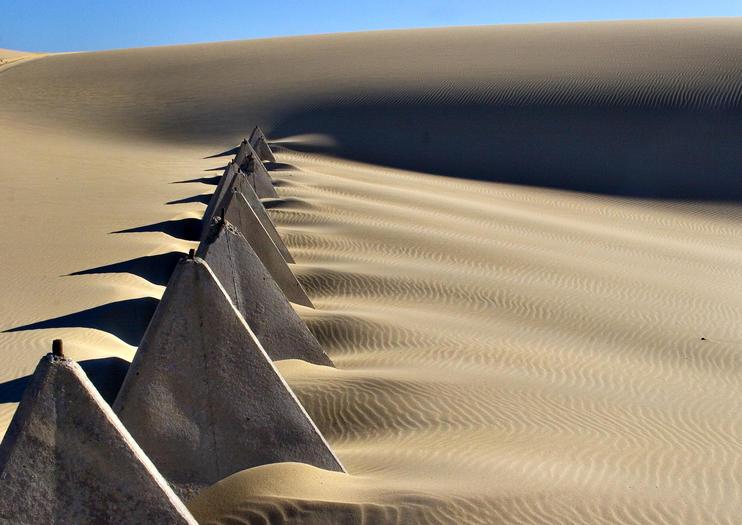 Stockton Beach Sand Dunes