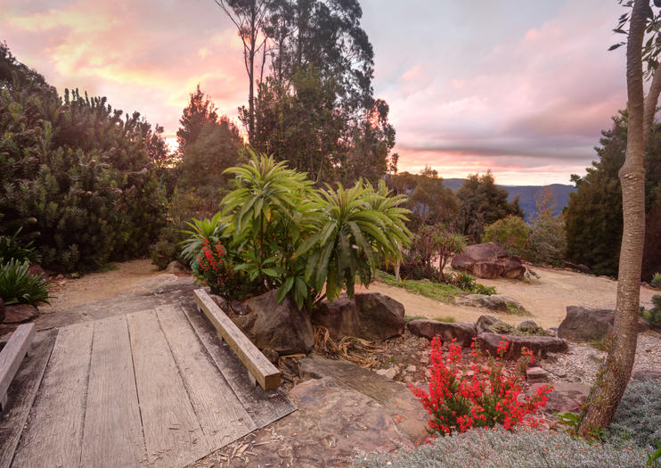 Blue Mountains Botanic Garden (Mt. Tomah Botanic Garden)