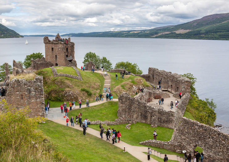 The 5 Best Urquhart Castle Tours Tickets 2018 Inverness Viator