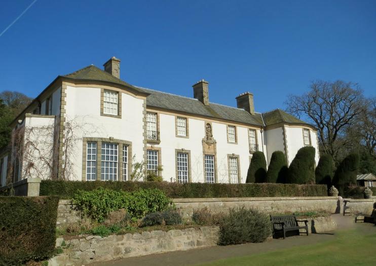 Hill of Tarvit Mansion & Garden