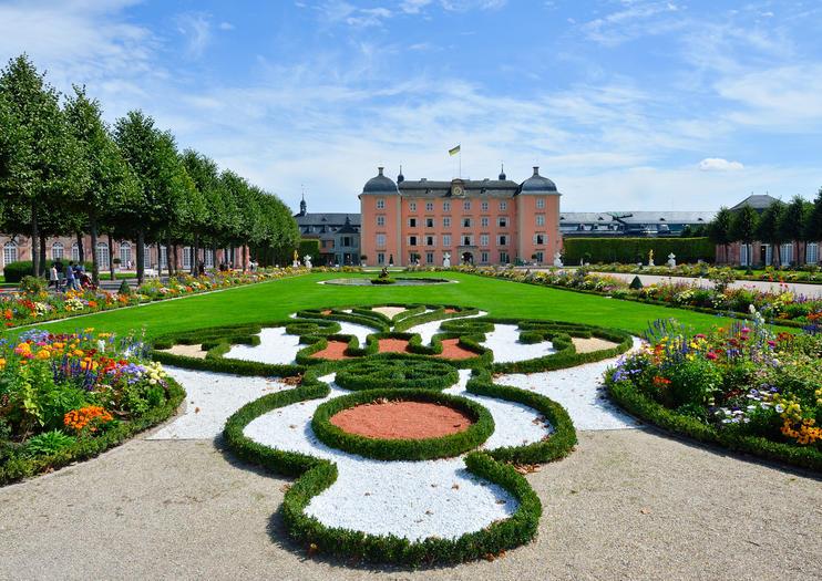 Schwetzingen Castle (Schloss Schwetzingen)