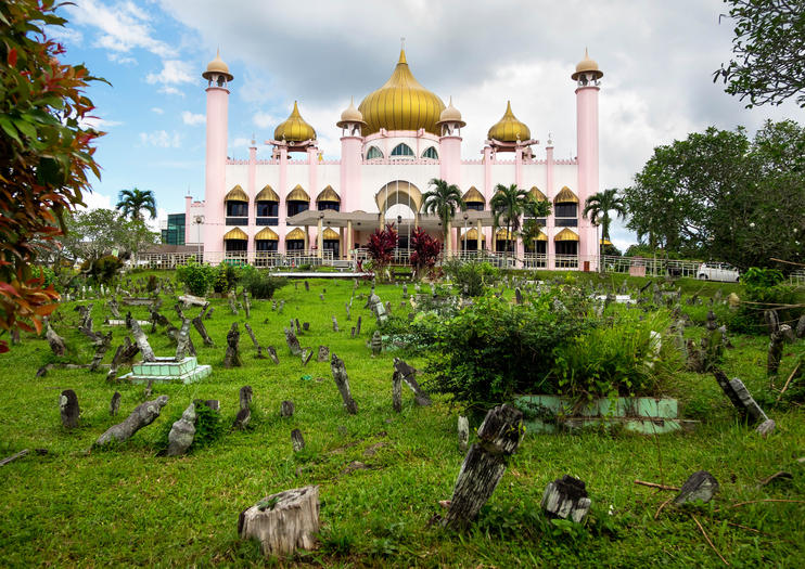 Kuching Mosque (Old State Mosque)
