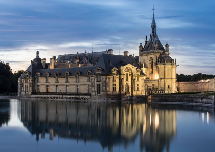 Castillo de Chantilly (Château de Chantilly)