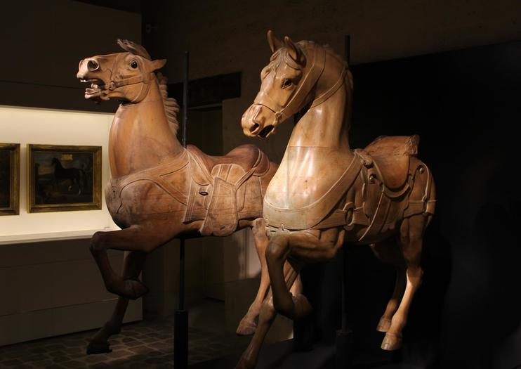 Living Museum of the Horse (Musée Vivant du Cheval)