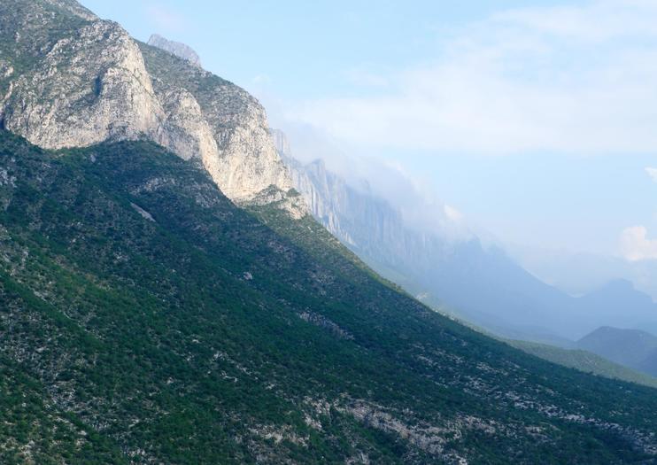 Parque La Huasteca (La Huasteca Canyon Park)