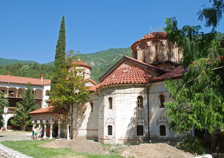 Bachkovo Kloster