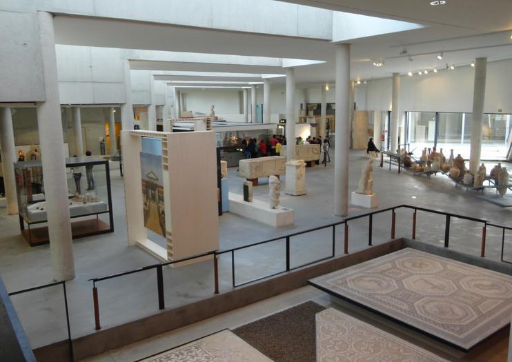 Arles Museum of Antiquity (Musée Départemental Arles Antique)