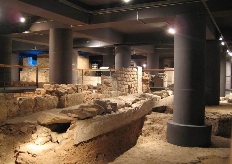 Barcelona City History Museum (MUHBA)