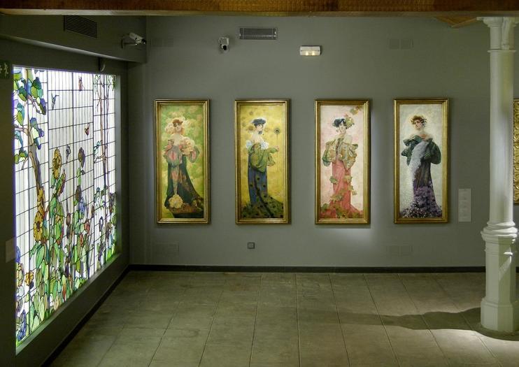 Barcelona Museum of Modernism (Museu del Modernisme)