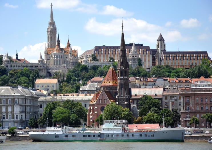 Budapest auf Deutsch
