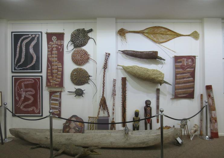 Mbantua Fine Art Gallery and Cultural Museum (Mbantua Aboriginal Art Gallery)