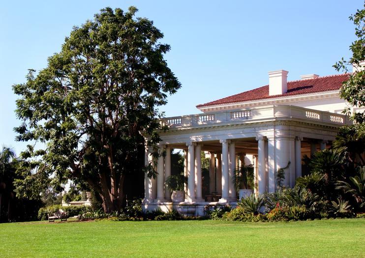 Huntington Library, Kunstsammlungen und Botanischer Garten