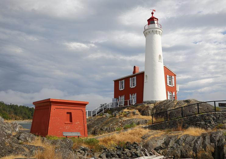 Fort Rodd Hill and Fisgard Lighthouse National Historic Sites