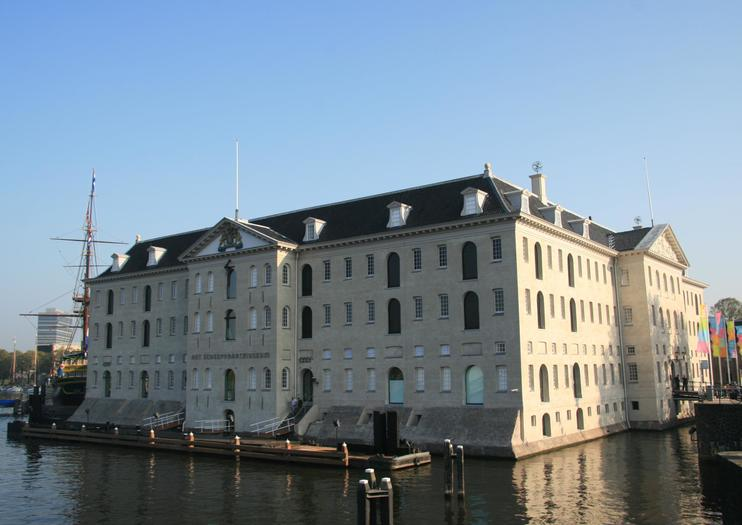 Museo Marítimo Nacional (Het Scheepvaartmuseum)