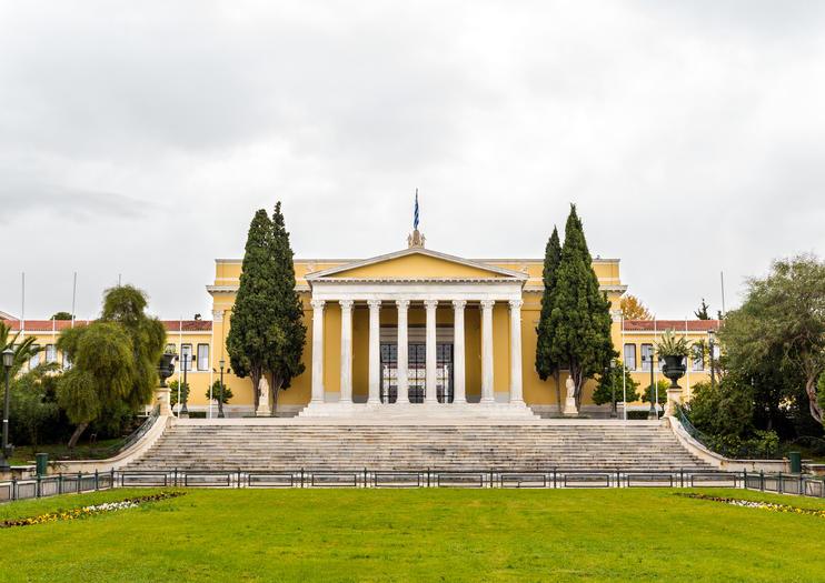 National Gardens of Athens (Ethnikos Kipos)