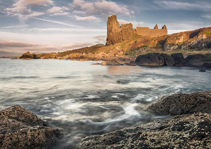 Castillo de Dunure