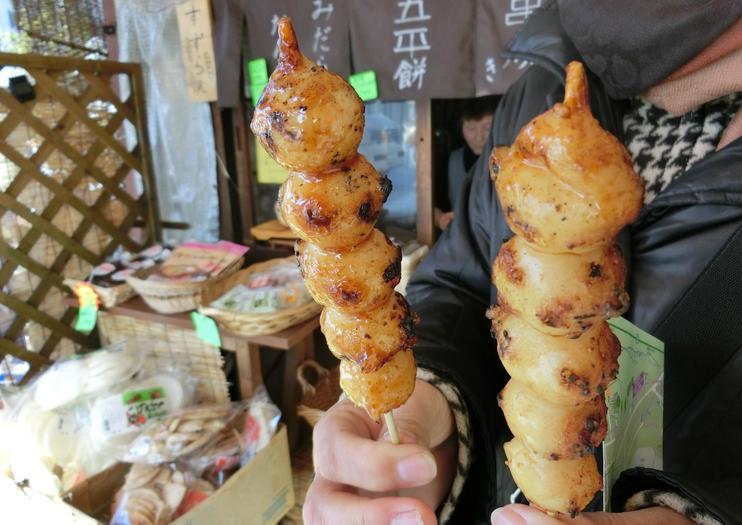 Takayama's Morning Market