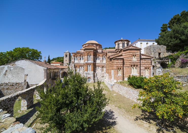 Hosios Loukas Monastery (Moni Osios Loukas)